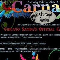 Carnaval 2018 - Chicago Samba