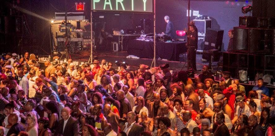 Rhythm Revue Retro Soul Party