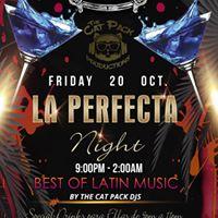 La Perfecta Night Rumba Latina