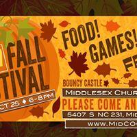 MCOG Fall Fest 2017