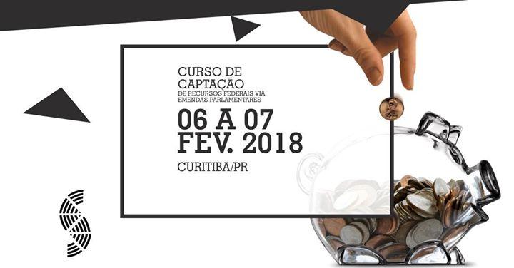 Curso de Captao de Recursos Federais via Emendas Parlamentares