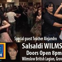 Salsaldi Wilmslow 6 MAY 2017 with Alejandro