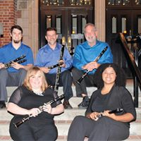 Pacific Avenue Clarinets at the Haggin