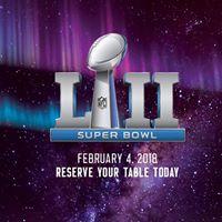 Super Bowl at Shark Club