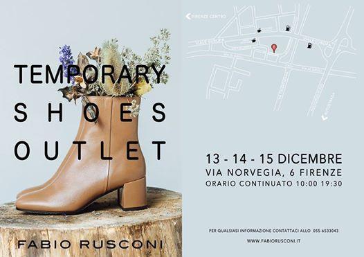 Fabio Rusconi Temporary Outlet at Via Norvegia, 6, 50126 Firenze FI ...