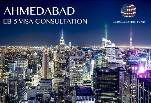 EB-5 Visa Consultation - Ahmedabad