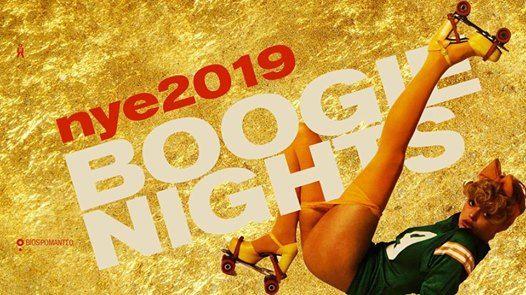 Boogie Nights NYE 2019  Romantso