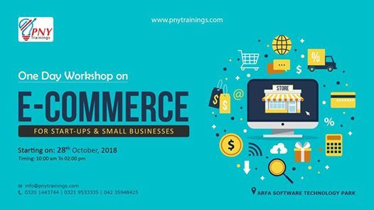 Learn Ecommerce for Startups & Small Businesses by Usman Saeed