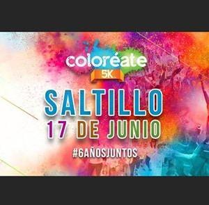 Coloreate5k Saltillo 5ta edicin