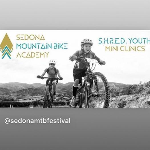 Sedona MTB Festival - SHRED Youth Mini Clinics