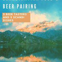Scandinavian food and beer pairing