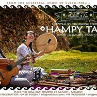Hampy Taky by Mallkikuna in Munich
