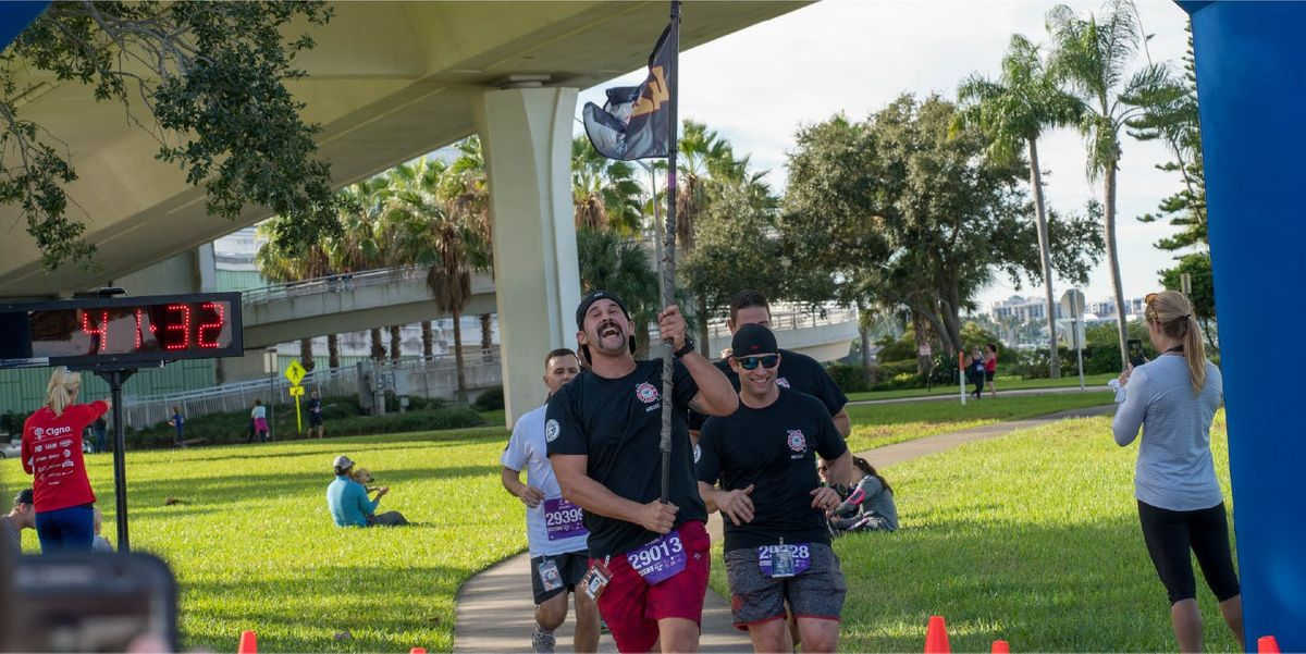 2019 Tunnel to Towers 5K Run & Walk - Clearwater FL