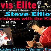 Christmas with the King - Steve Elliott