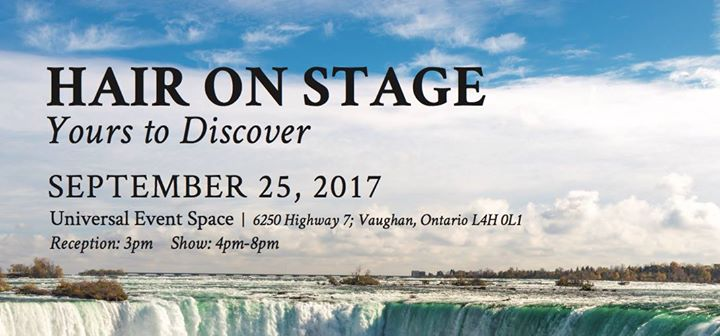 Hair on Stage - Ontario