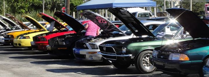 Field Trip To Revs Institute At Fort Lauderdale Mustang Club Fort - Fort lauderdale car show