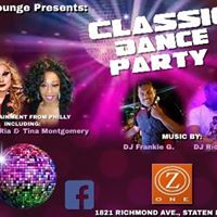 Classic Dance Party with a TWIST