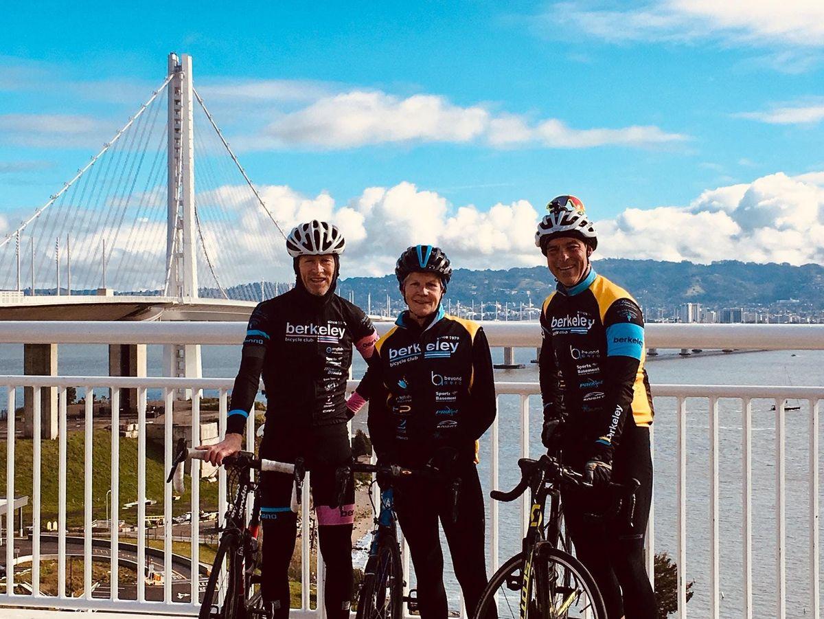 Berkeley Bike Club  Sports Basement Monthly Ride