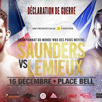 Saunders vs Lemieux