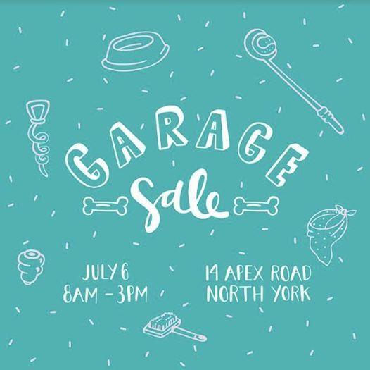 Sos Garage Sale At 15 Apex Rd North York On M6a 2v6 Canada Toronto