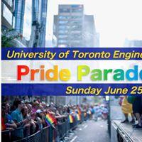 UofT Engineering x Toronto Pride Parade