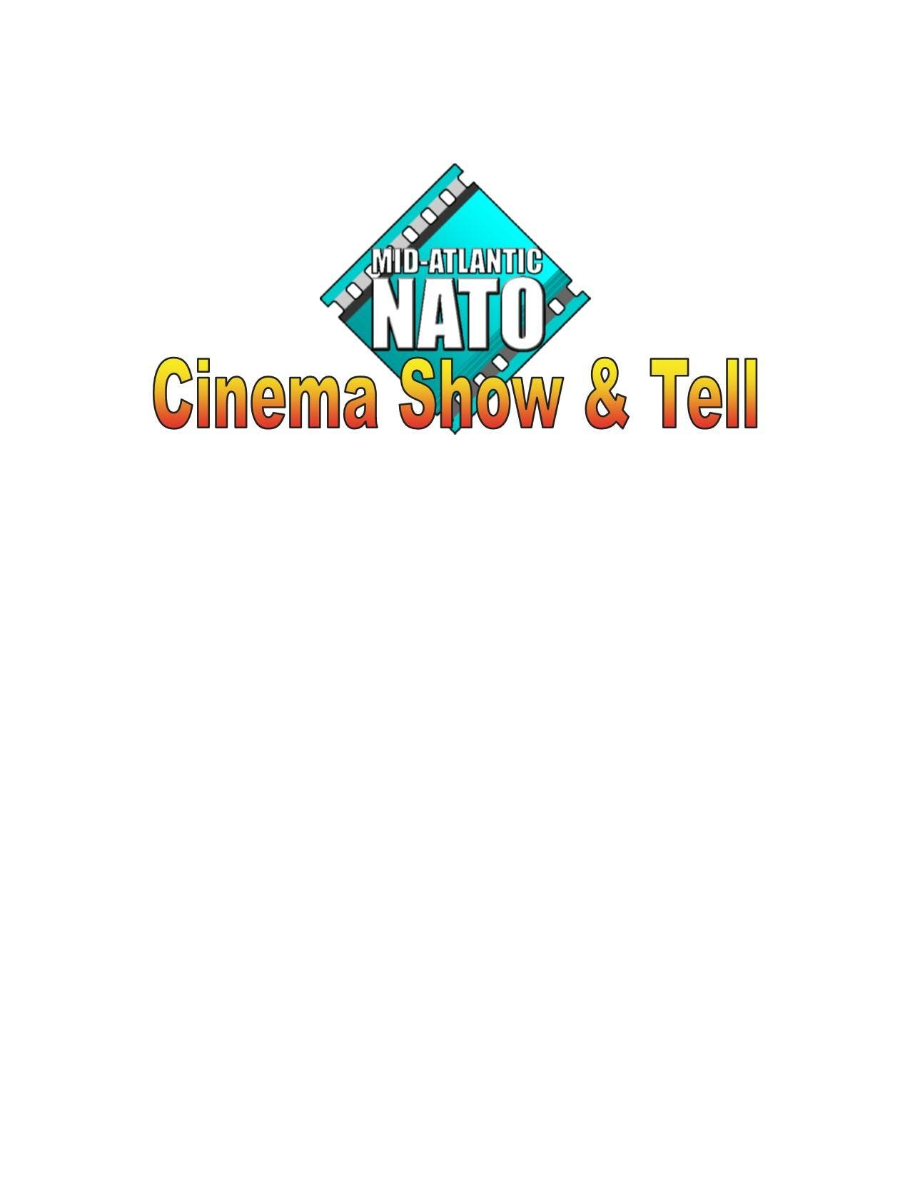 Mid-Atlantic NATO &quotCinema Show &amp Tell&quot 2018   Theatre Representatives Registration Page
