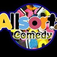 Allsortz Comedy at The Queens Arms Barnet