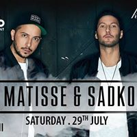Matisse &amp Sadko at Kitty Su New Delhi  29th July Saturday