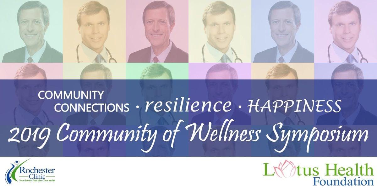 2019 Community of Wellness Symposium