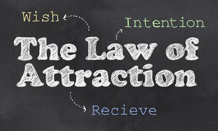 Law of Attraction with Mohammad Chahin