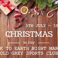 Please join us for Christmas in July