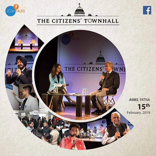 The Citizens Townhall Patna