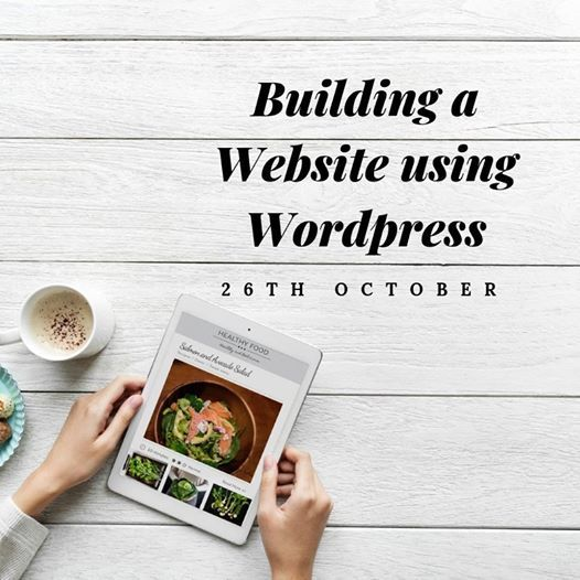 Building a Website using Wordpress