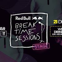 Red Bull Breaktime Sessions Stage - Santos