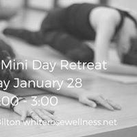 Yin Yoga Mini Day Retreat