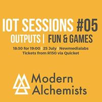 IoT Sessions 05 Fun &amp games with outputs