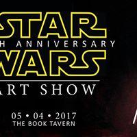 Star Wars 40th Anniversary Art Show
