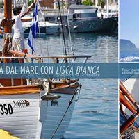 Palermo vista dal Mare con Lisca bianca. Dalla Cala a Mondello