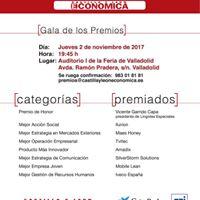 Premios Castilla y Len Econmica
