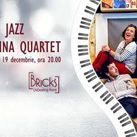 Christmas Jazz Edina Quartet
