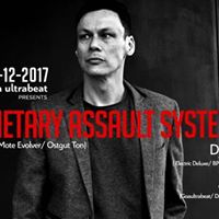 7.12 Planetary Assault Systems live - Dj Red - Adiel