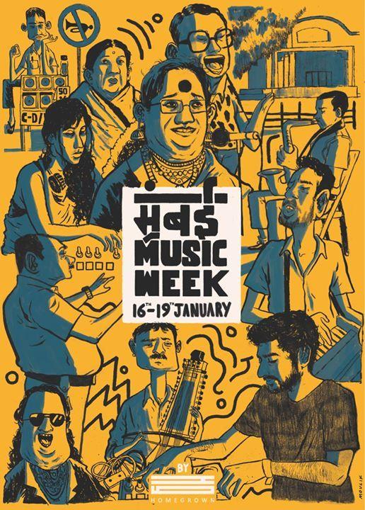 Mumbai Music Week By Homegrown