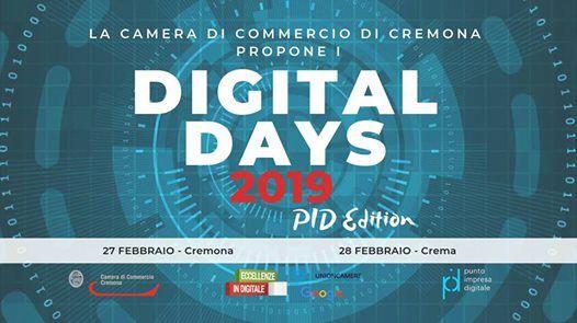 Digital Days PID edition - assistenza e valutazione digitale