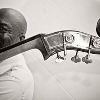 Bassist Charlie Channel and jazz guitarist Bill Murphy