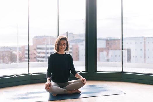 Elevate Yoga- I love to love me Baby.