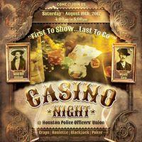 TAFR Casino Night