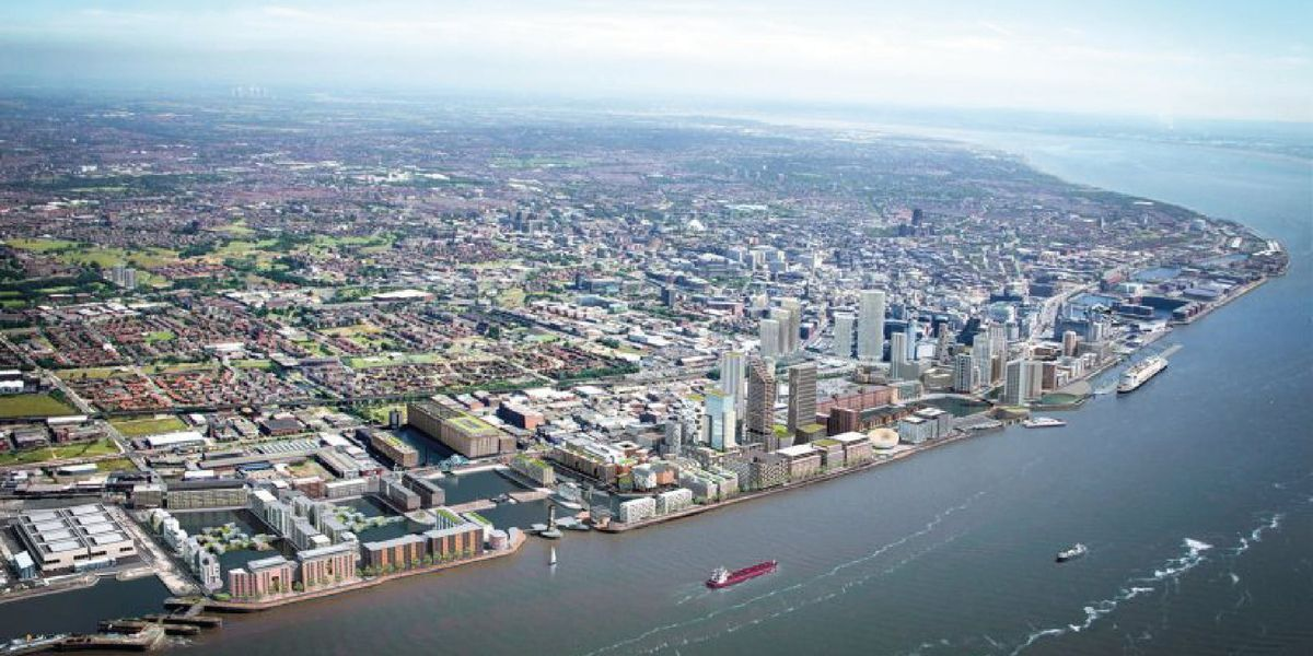 Housing Regeneration & Liverpools Left Bank