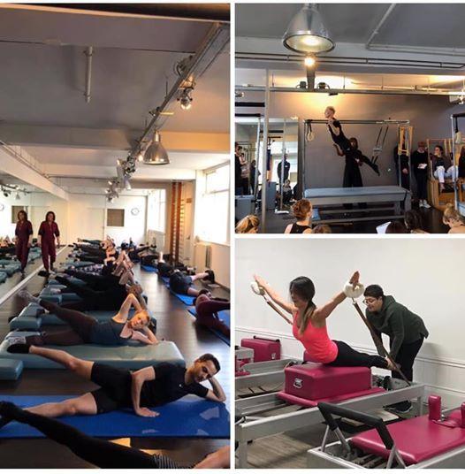 Master Level Romanas Pilates Workshops