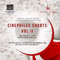 Cinephiles Shorts  2