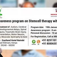 Free Awareness program on Stemcell therapy with HBOT